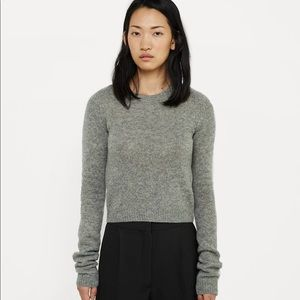 Acne studios Doris sweater - grey- large